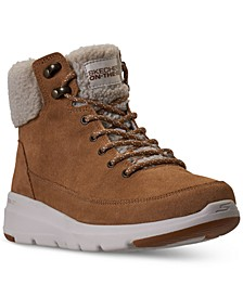 Women's On the Go Glacial Ultra Woodlands Winter Boots from Finish Line