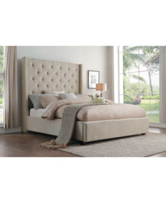 Ordway Bed w/ Storage Drawers - Full