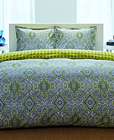 Milan King Duvet Cover Set