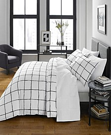 Zander Full/Queen Duvet Cover Set