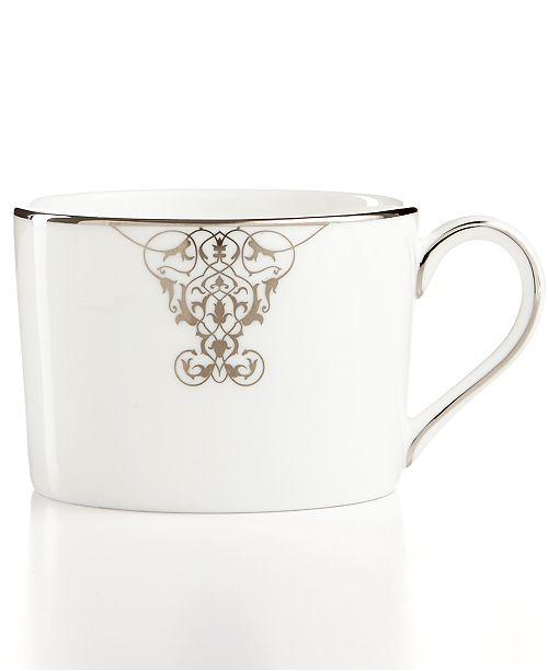 Vera Wang Wedgwood Dinnerware, Imperial Scroll Cup