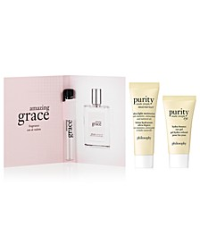 Free 3-pc Purity & Scent Set with any $50 purchase