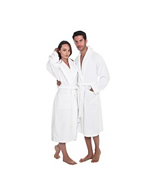 Chevron Unisex Bath Robe