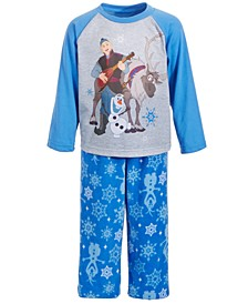 Toddler Boys 2-Pc. Frozen Pajama Set