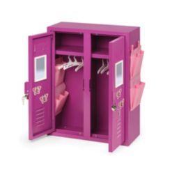 Badger Basket School Style Double Doll Locker