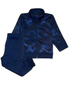 Toddler Boys 2-Pc. Camo-Print Jacket & Jogger Pants Set