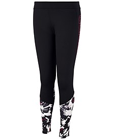 Big Girls Climalite® Printed Leggings