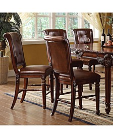 Winfred Counter Height Chair, Set of 2