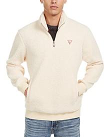Men's Quarter-Zip Fleece Pullover