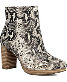 Hayes Booties, Created For Macy's