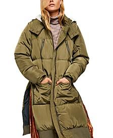 Oslo Utility Puffer Coat