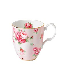 100 Years 1980 Mug  Rose Blush