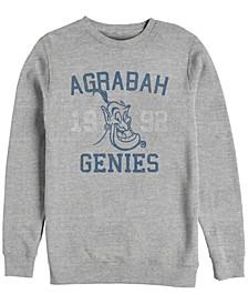 Men's Aladdin Genie Agrabah Genies 1992, Crewneck Fleece