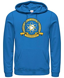 Men's Spider-Man Homecoming Midtown School of Science Emblem, Pullover Hoodie