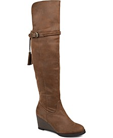 Women's Wide Calf Jezebel Boot