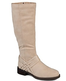 Women's Wide Calf Meg Boot