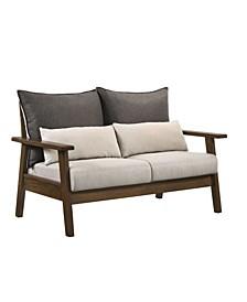 Kertz Removable Cushion Loveseat