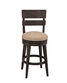 Leclair Swivel Bar Height Stool
