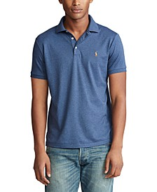 Men's Custom Slim Fit Polo Shirt
