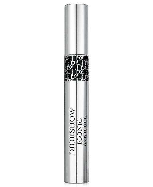 f8eedb3bce0 ... Dior Diorshow Iconic Overcurl Spectacular Volume & Curl Professional  Mascara ...