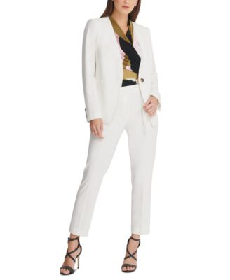 Belted Essex Ankle Pant