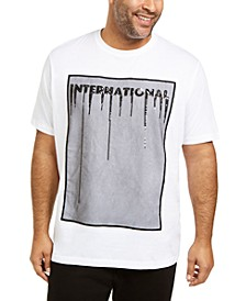 INC Men's Big & Tall Bensi Graphic T-Shirt, Created For Macy's
