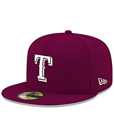 Texas Rangers Re-Dub 59FIFTY Fitted Cap