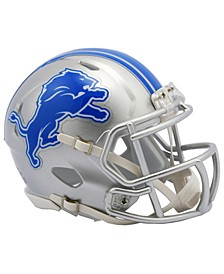 Detroit Lions Speed Mini Helmet
