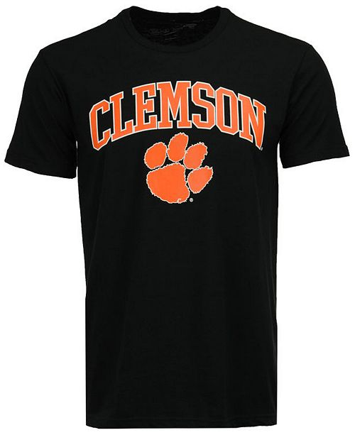 Retro Brand Men's Clemson Tigers Midsize T-Shirt