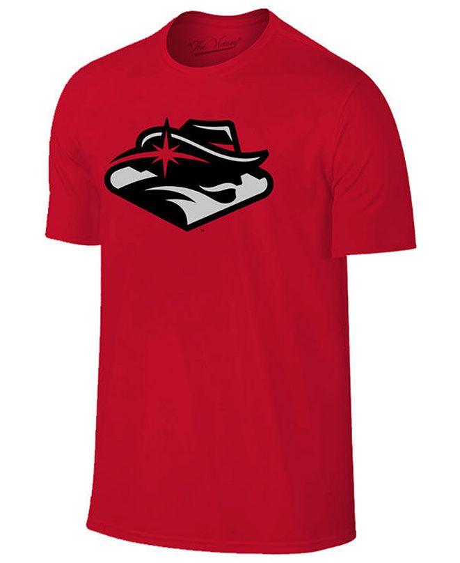 New Agenda Men's UNLV Runnin Rebels Big Logo T-Shirt