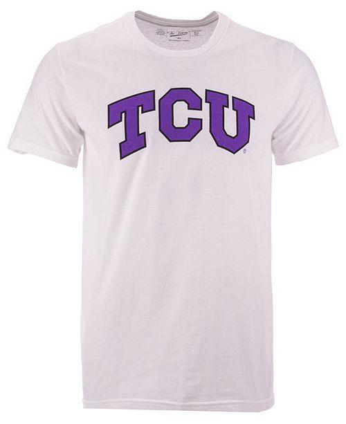 Retro Brand Men's Texas Christian Horned Frogs Midsize T-Shirt