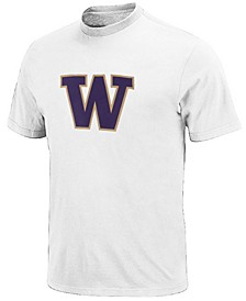 Men's Washington Huskies Big Logo T-Shirt
