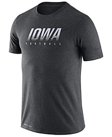 Men's Iowa Hawkeyes Facility T-Shirt