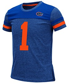 Big Girls Florida Gators Mink T-Shirt