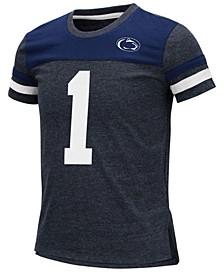 Big Girls Penn State Nittany Lions Mink T-Shirt