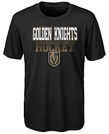 Big Boys Vegas Golden Knights Elite T-Shirt