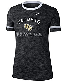 Women's University of Central Florida Knights Slub Fan Ringer T-Shirt