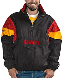Kansas City Chiefs 100th Starter Breakaway Pullover Jacket