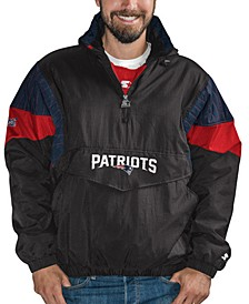New England Patriots 100th Starter Breakaway Pullover Jacket