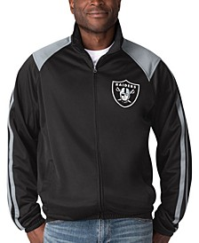 Men's Oakland Raiders Track Jacket