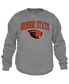 Men's Oregon State Beavers Midsize Crew Neck Sweatshirt