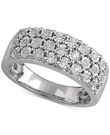 Diamond Band (2 ct. t.w.) in 18k White Gold