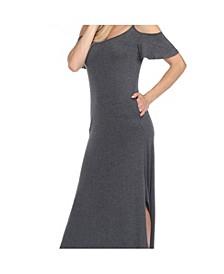 Plus Size Maternity Lexi Maxi Dress