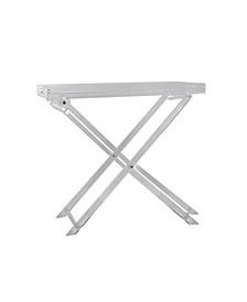 Acrylic Folding Tray Table
