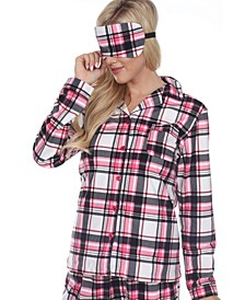 3-Piece Cozy Pajama Set, Online Only