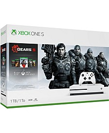 One S 1 TB Console Bundle with Gears 5