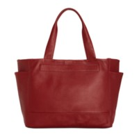 Deals on Kenneth Cole New York Stanton Leather Reversible Tote