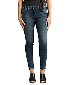 Sliver Jeans Co. Elyse Skinny Jean