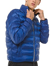 Men's Kors X Tech Puffer Jacket