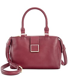 Christie Leather Satchel